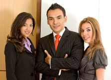 Business group of people Stock Photography