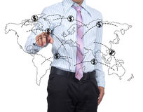 Business growth. Stock Images