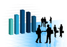 Business Growth Stock Image