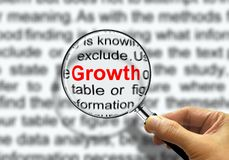 Business Growth Concept Stock Images