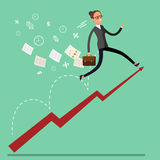Business Growth Concept. Stock Photography