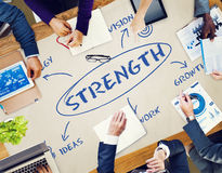 Business Growth Strategy Concept Stock Image
