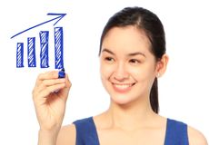 Business Growth Royalty Free Stock Image