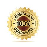 Business Guarantee Badge Stock Photography