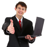 Business guy Royalty Free Stock Photos
