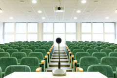 Business hall Royalty Free Stock Photography