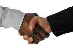 Free Business Hand Shake Royalty Free Stock Photos - 14339428