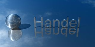 Business Handel Stock Images