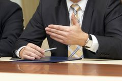 Free Business Hands 8 Stock Photo - 7465040