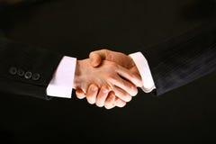 Business handshake. Royalty Free Stock Photo