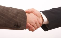 Business handshake 2 Royalty Free Stock Image