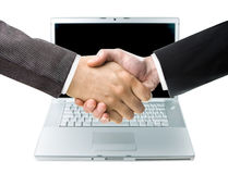 Business Handshake Royalty Free Stock Images