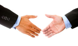 Business handshake Royalty Free Stock Photos