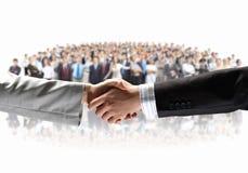 Business Handshake Royalty Free Stock Photo