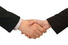 Business handshake Royalty Free Stock Image