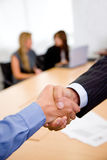 Business handshake Stock Photos
