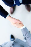 Business handshake Stock Photos