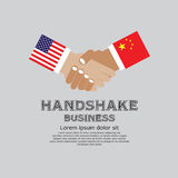 Business Handshake Concept. Royalty Free Stock Photography