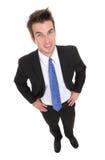 business handsome isolated man Стоковое Изображение