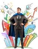 Business hero Royalty Free Stock Image