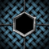 Business Hexagon Grunge Background Royalty Free Stock Photo