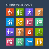Business human resources icon Royalty Free Stock Photography