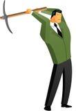 Business hunt Stock Image