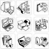 Business Icon. Stock Photo