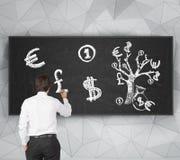 Business icon Stock Photo