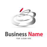 Business icon design. 3d business icon design and vector illustration Royalty Free Stock Image