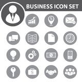 Business icon Royalty Free Stock Photos