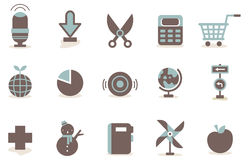 Business icon 05 stock illustration