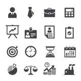 Business icon Stock Photos