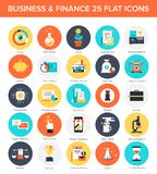 Business Icons. Stock Images