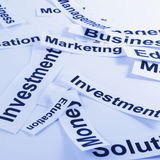 Business idea Royalty Free Stock Images