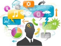 Business idea concept Stock Image