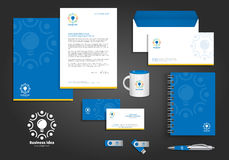 Business Idea Corporate Identity Stock Photography
