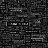 BUSINESS IDEA Stock Images