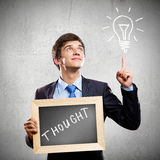 Business ideas Stock Images