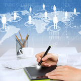 Business ideas Royalty Free Stock Photo