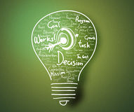 Business ideas Royalty Free Stock Images