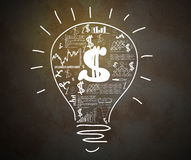 Business ideas Royalty Free Stock Photography