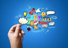 Business Ideas Stock Image