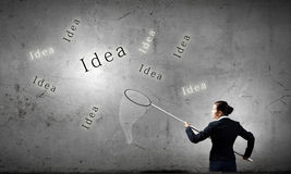 Business ideas Stock Photo