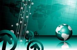 Business illustration Stock Photos