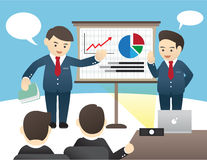 Business Illustration Stock Image