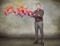 Business imagination Stock Photography