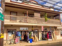Free Business In Kapa`a Town Stock Images - 88374424