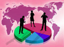 Business In The World Stock Image