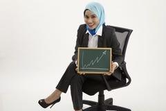 Business increasing Stock Image